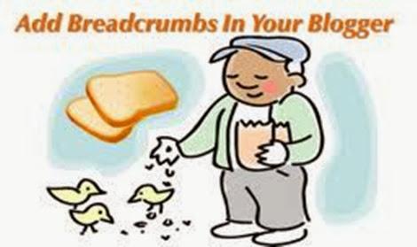 Begini cara membuat label breadcrumbs blog bisa terindex penelusuran Google