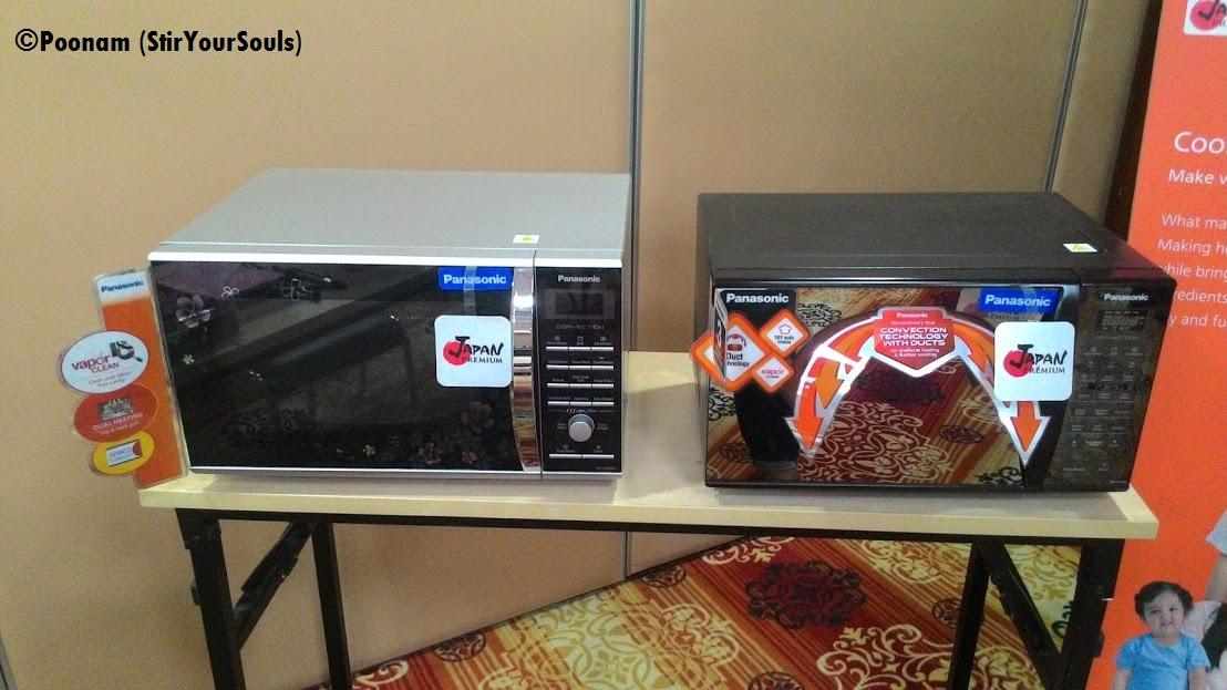 How To Make Cake In Panasonic Microwave