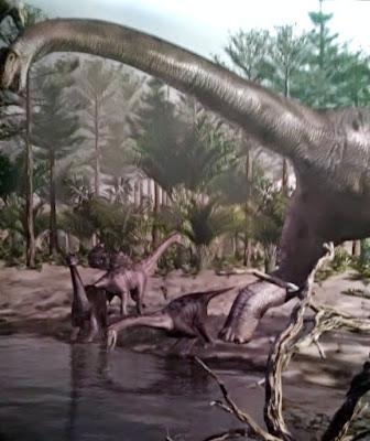 Gambar Sejarah Brachiosaurus Dinosaurus Terbesar Dan Cara Hidup Brachiosaurus