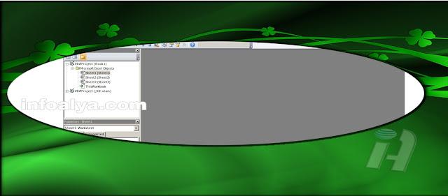 Disable Klik Kanan di Excel, Caranya ?