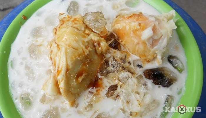 Resep cara membuat kolak durian