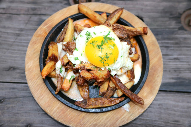 Drury Beer Garden - Loaded Fries