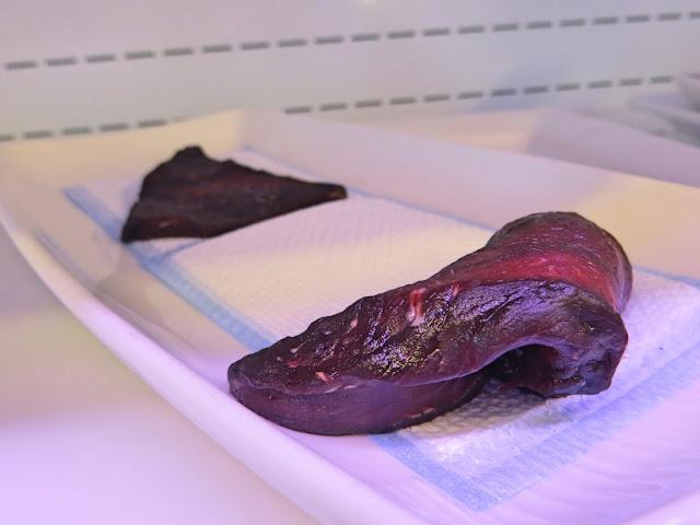 Minke Whale Meat
