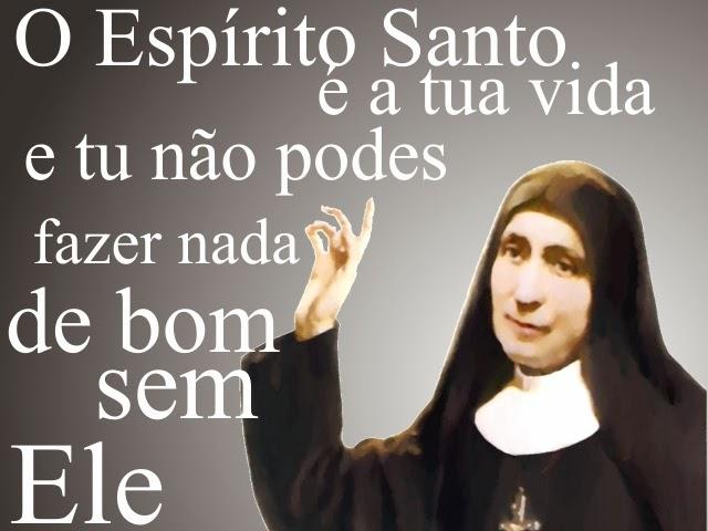 Pensamentos Da Beata Elena Guerra Sobre O Espírito Santo E