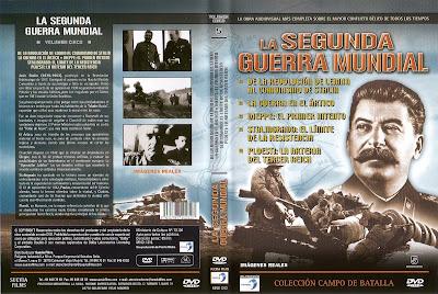 Carátula - Colección Campo de Batalla - DVD 5