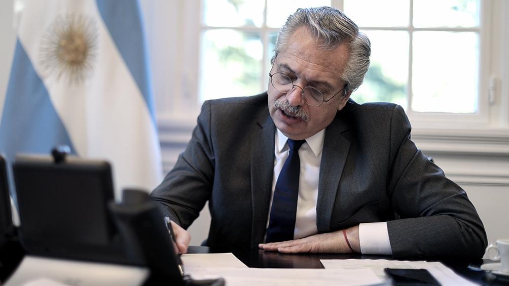 Alberto Fernández: Argentina está dispuesta a pagar lo que está en condiciones de pagar