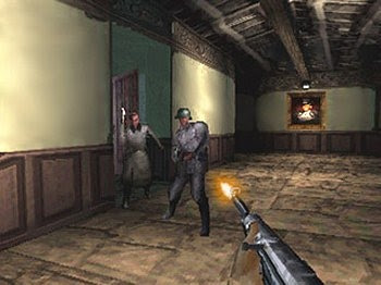 Medal Of Honor Underground PS1