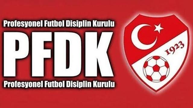 Galatasaray PFDK'ya sevk edildi!