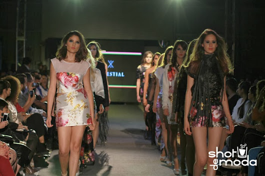 Las pasarelas en el Mazda Fashion & Design 2013