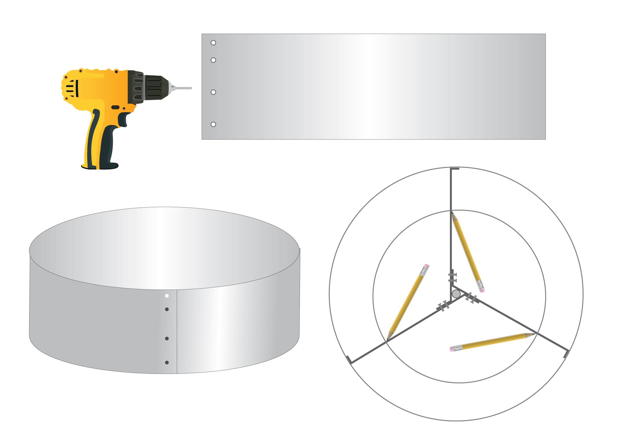 constructing a pendant light