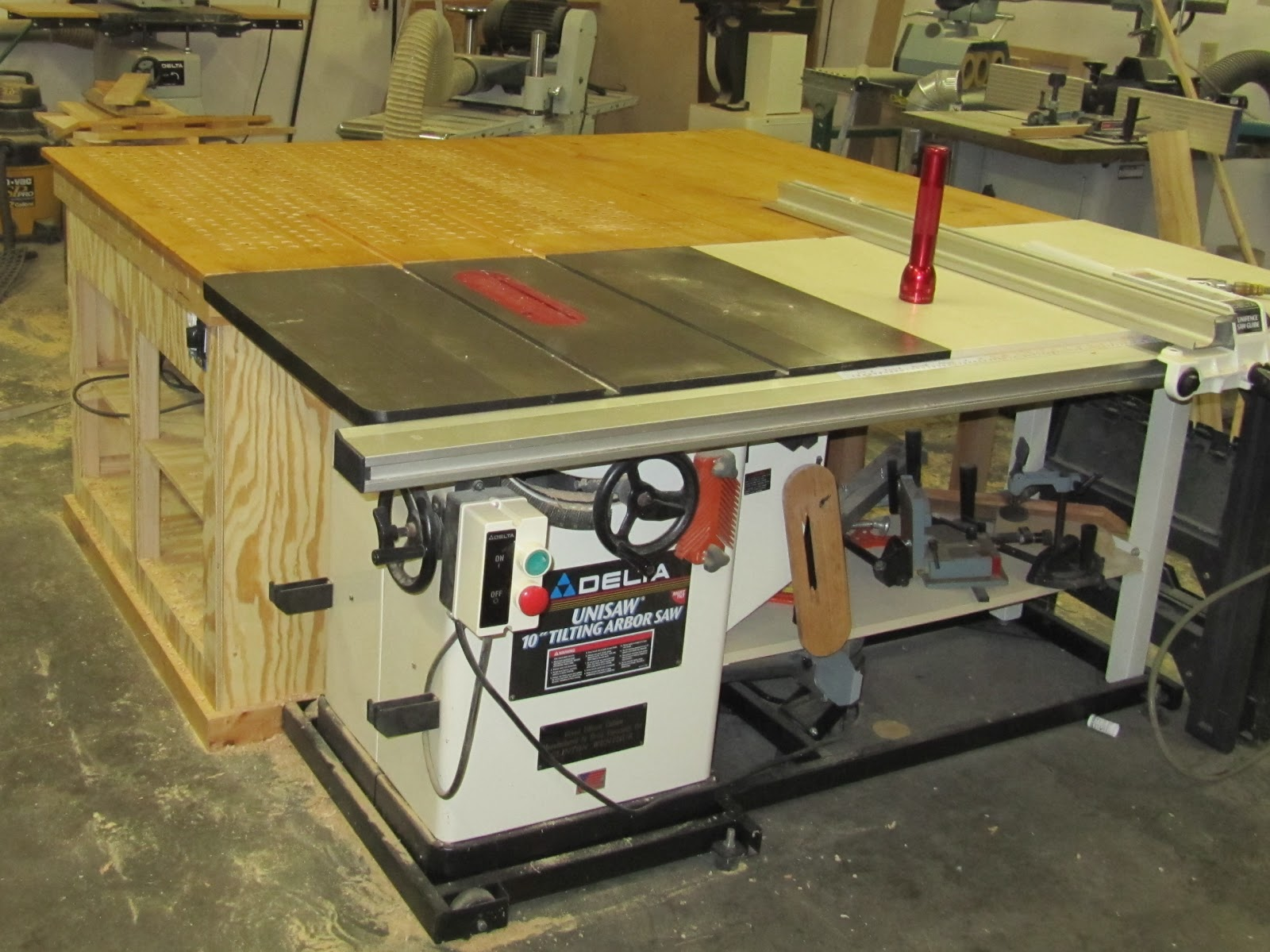 wenthur's woodworking blog: downdraft table