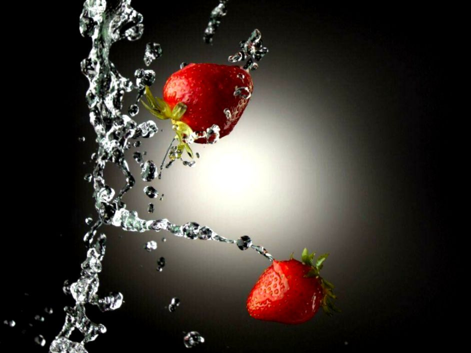 Quotes Strawberries Wallpaper Hd Wallpapers Turret