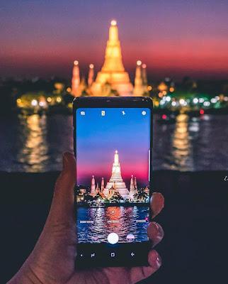 tujuan wisata Bangkok