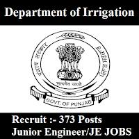 Department of Irrigation, freejobalert, Sarkari Naukri, Department of Irrigation Answer Key, Answer Key, dept. of irrigation logo