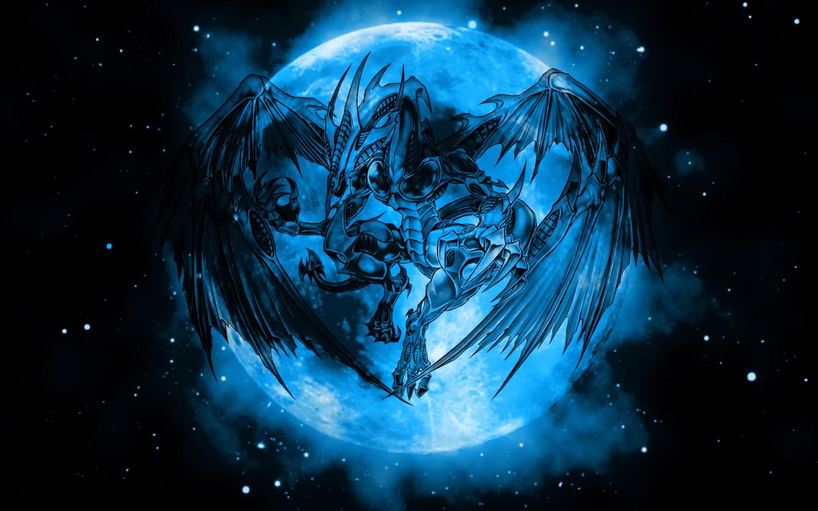 Dragons And Skulls Wallpaper