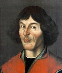 Lukisan Nicolaus Copernicus