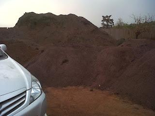 Iron Ore of Cement Grade