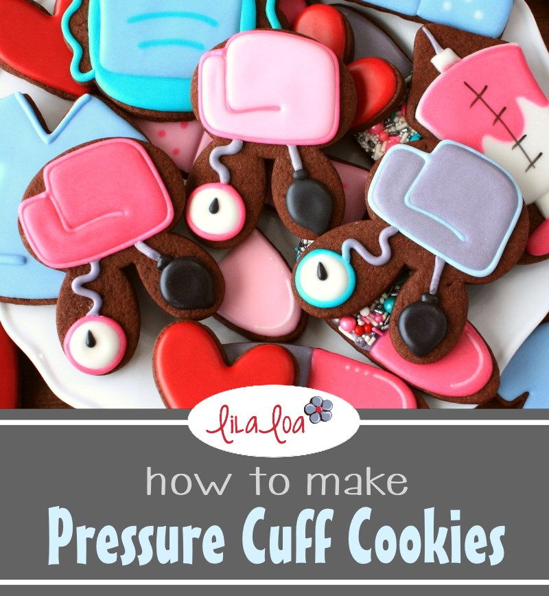 Decorated To Cookies Make Cuff Sugar Blood Pressure How