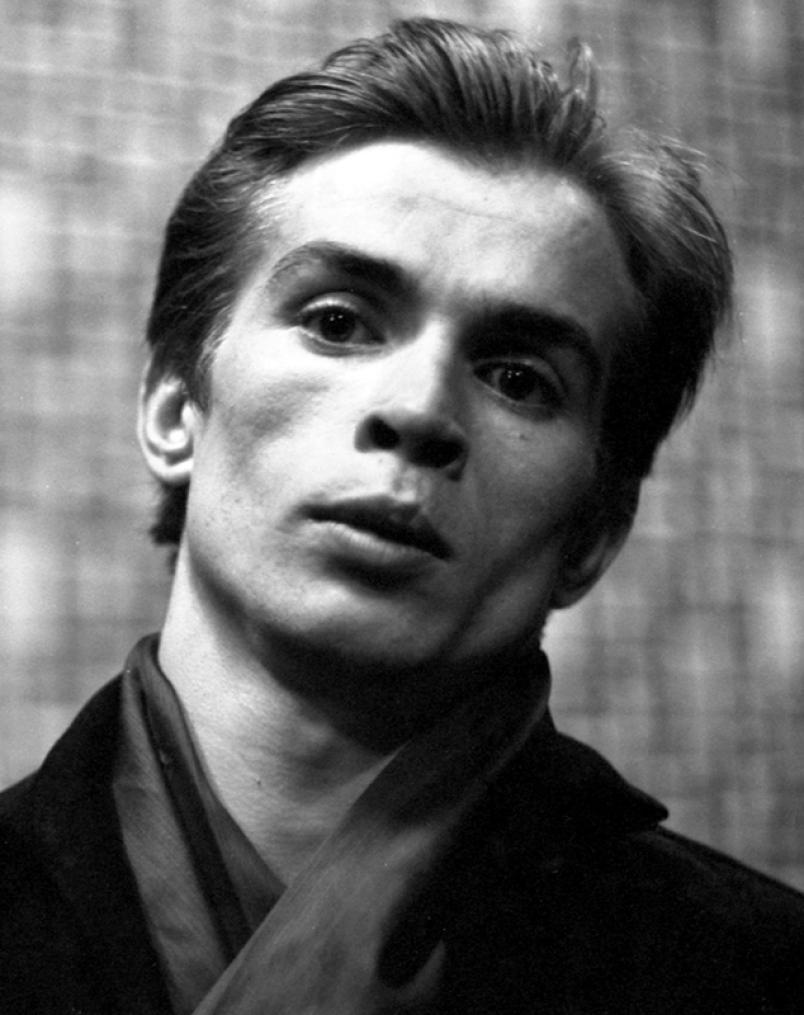 VINTAGE MEN: RUDOLF NUREYEV
