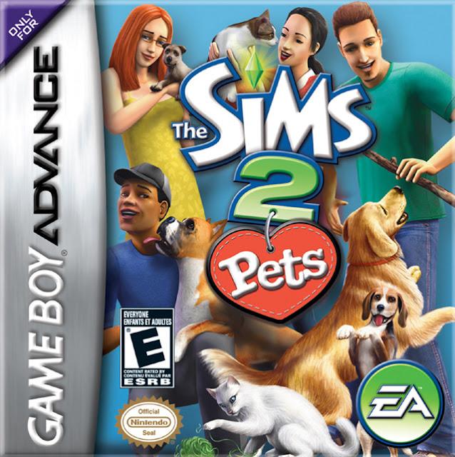 Los Sims 2: mascotas - Español - Portada