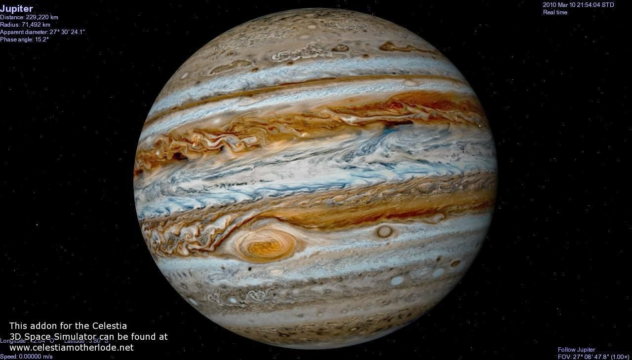 solar system jupiter - photo #19