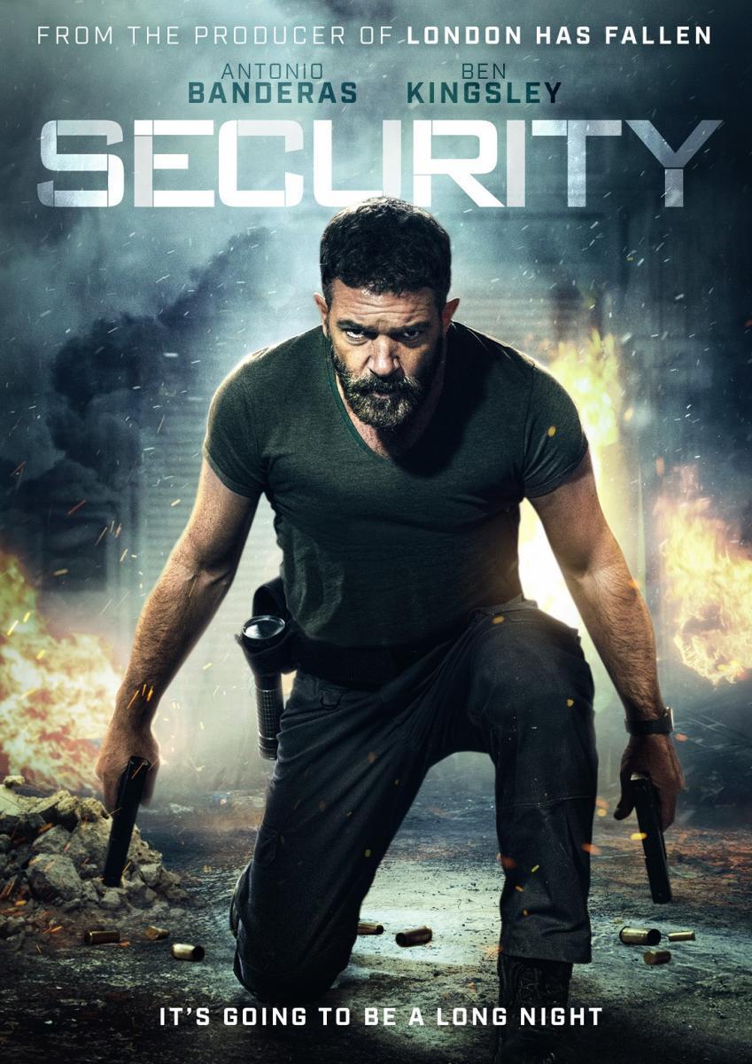 Security [2017] [DVDR] [NTSC] [Subtitulado]