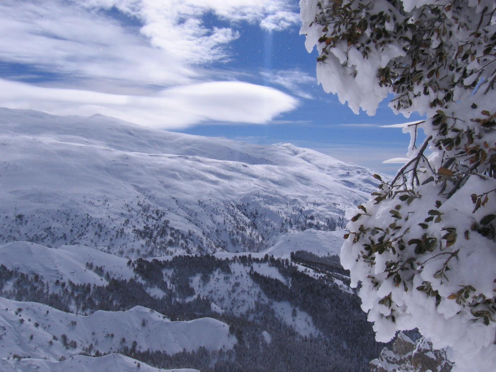 Una Montaña Nevada: El Blog De Ignacio Henares: Sierra Nevada, Una Montaña De