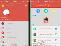 BBM MOD RedGrey V4.2.2 - BBM V2.13.0.26 Terbaru 2016
