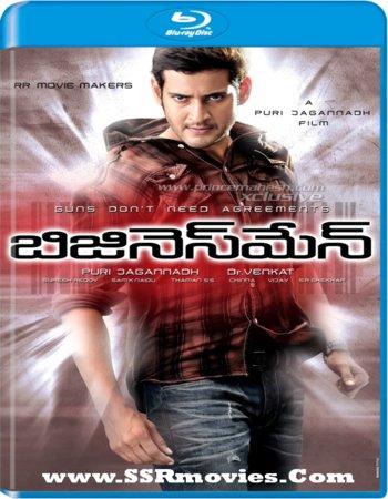 Business Man (2012) Dual Audio 720p