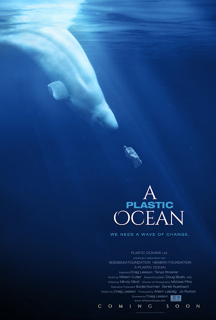 """""""A Plastic Ocean"""" - dokumentar  om plastforurensning. Foto: Plastic Oceans"""