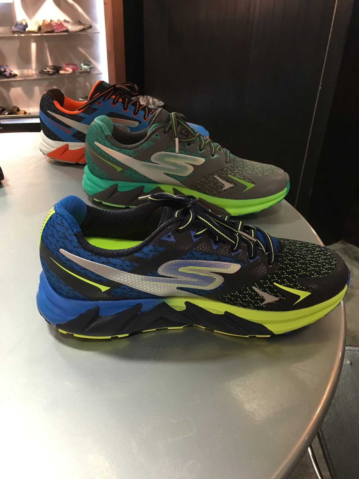 Running / Trail Skechers GO Run Forza Skechers IzGxLlWVX9