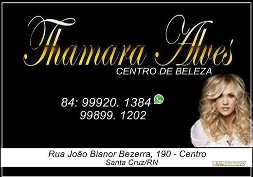 THAMARA ALVES CENTRO DE BELEZA