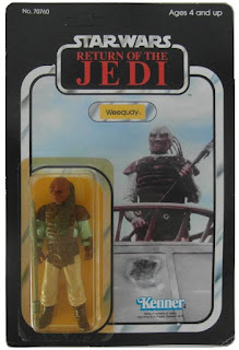 Weequay. Return Of The Jedi action figure (1983).photo source: http://www.toysandposters.com