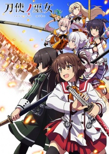 Đao Sứ Vu Nữ -Toji no Miko - Sword User Shrine Maiden | The Shrine Maiden Swordwielders VietSub