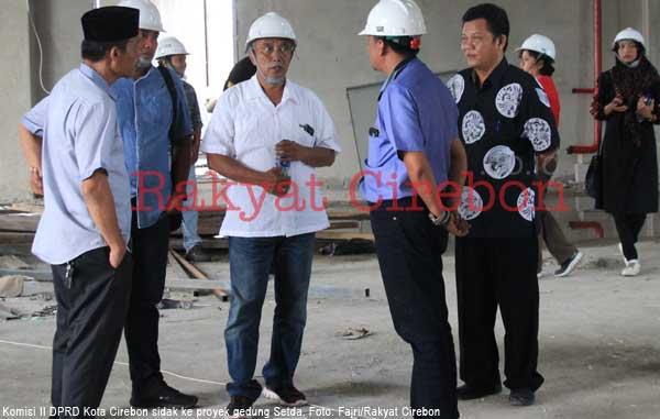 anggota dprd kota cirebon tagih janji dpupr