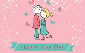 Happy Kiss Day 2016