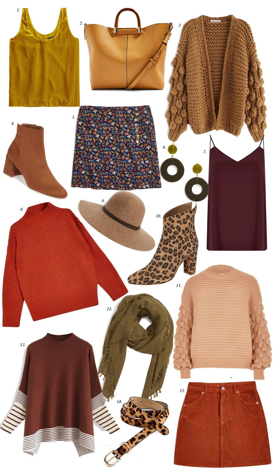Fifteen Fall Favorites I'm Currently Loving - Something Delightful Blog
