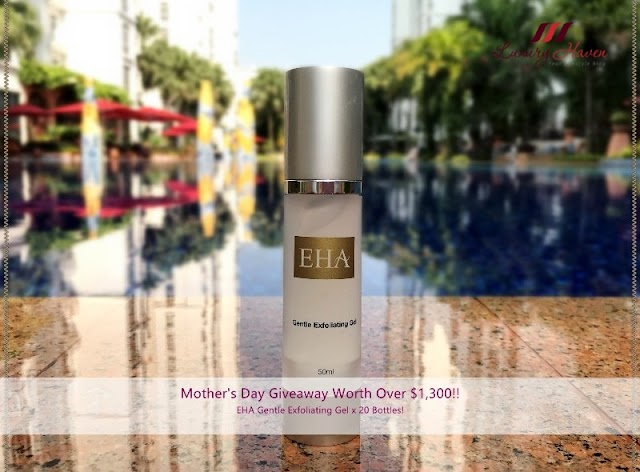 Mother's Day Giveaway: EHA Gentle Exfoliating Gel x 20!