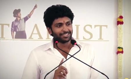 """Neruppuda's success will make us forget our wounds"" – Vikram Prabhu"