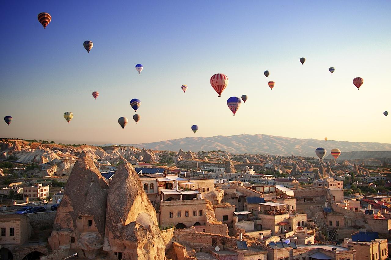 Capadócia | Região da Turquia