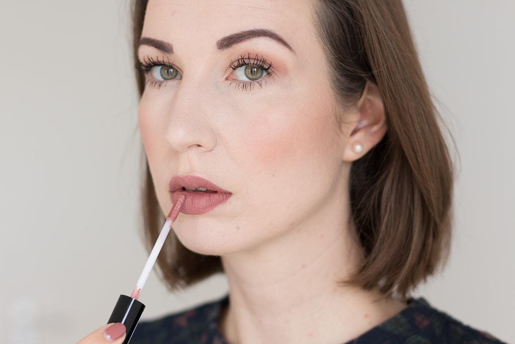 Blogparade Top 3 Herbst Lippenstifte Nyx Lingerie Bedtime Flirt