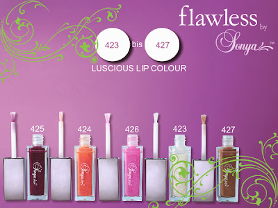 Art. 423/427 - LUSCIOUS LIP COLOUR - CC 0,093