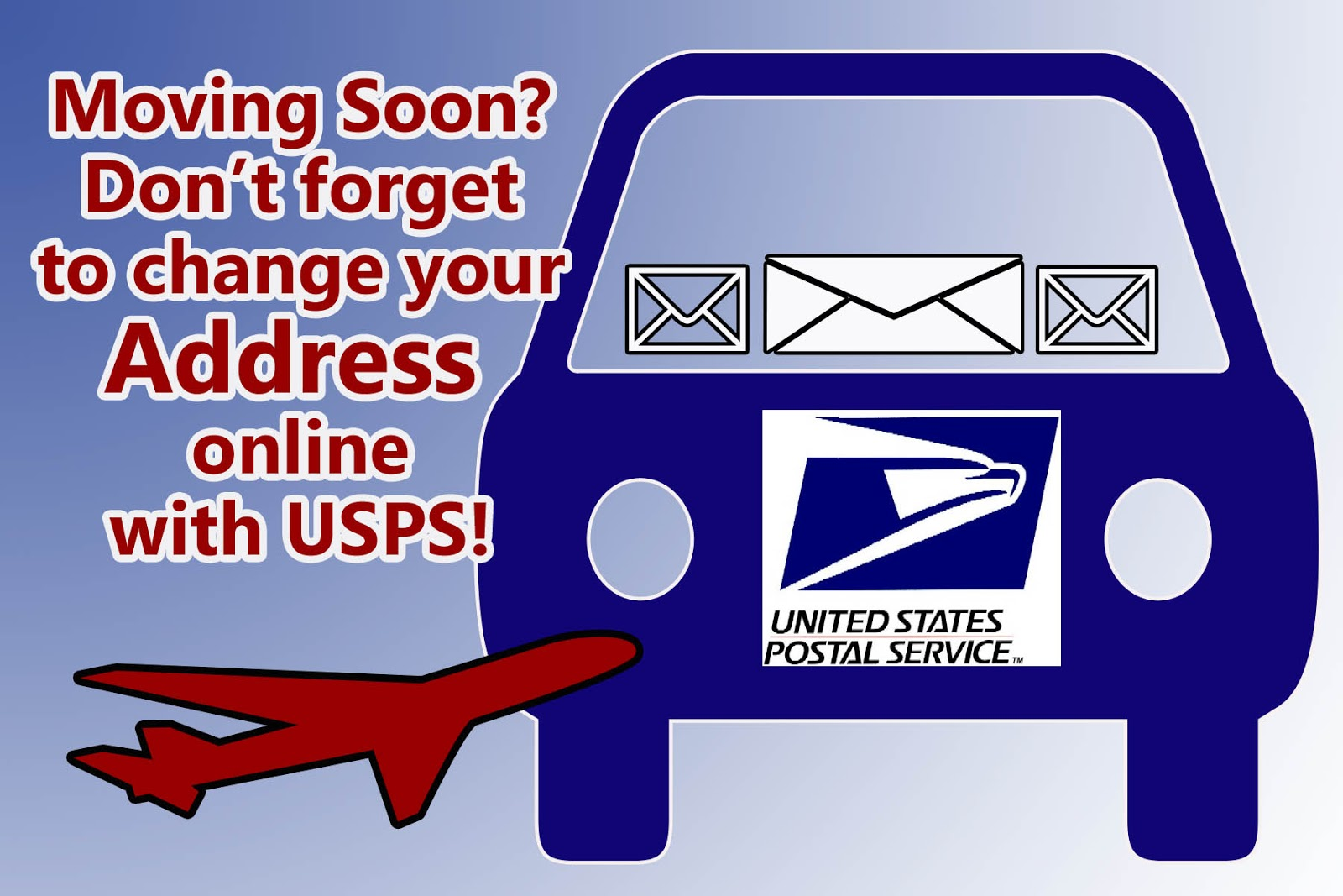 How To Change Your Address With The United States Postal Service