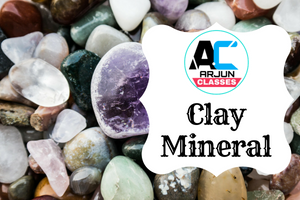 types of clay mineral