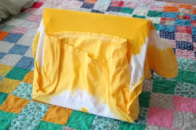 เต้นท์แมว งาน DIY เสื้อผ้าเก่าน่ารักๆ 12