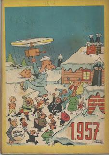 Paseo Infantil Almanaque 1957