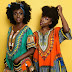Check Out The Beverly Twins Looking Beautifully In Matching Dashiki Attires