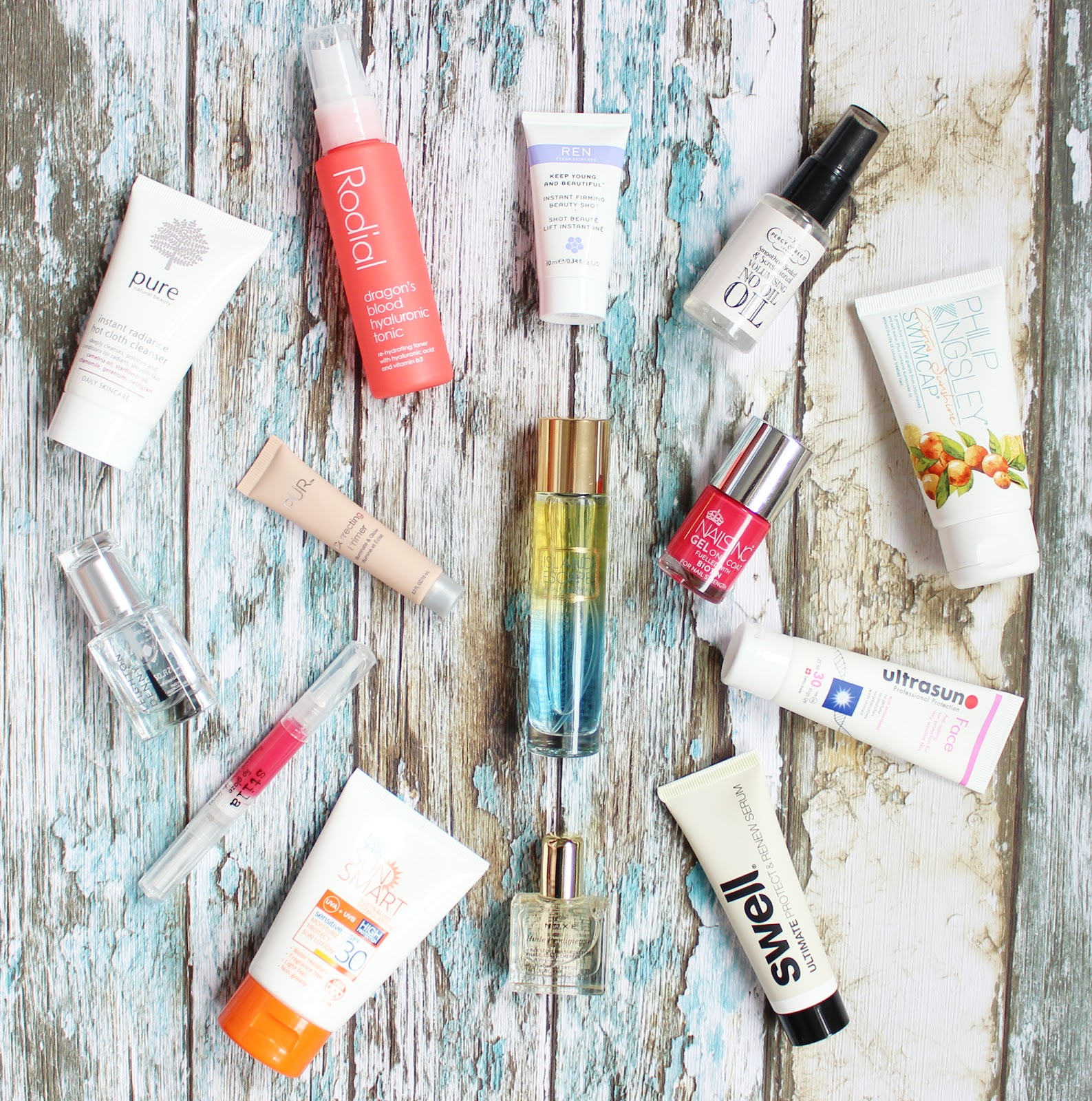 M&S summer beauty box contents and review