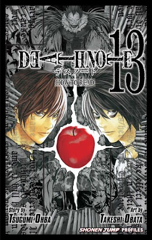 Death Note [13/13] [MANGA] [MEGA] [PDF]