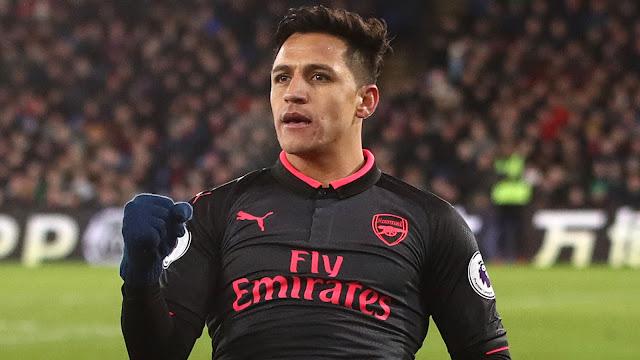 Arsenal disalahkan atas uji doping Alexis Sanchez
